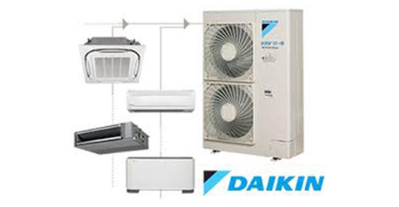 Daikin VRV - VRV Klima Sistemleri