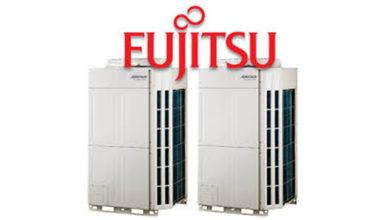 Fujitsu VRF Klima Sistemleri