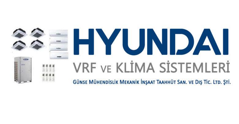 Hyundai VRF Klima Sistemleri