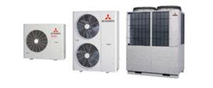 Mitsubishi Heavy VRF Klima Sistemleri