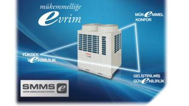 Toshiba VRF Klima Sistemleri