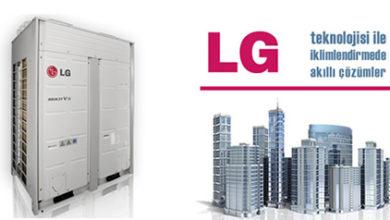 LG VRF Klima Sistemleri