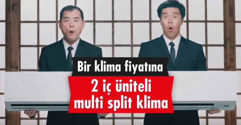 Toshiba-Kampanya